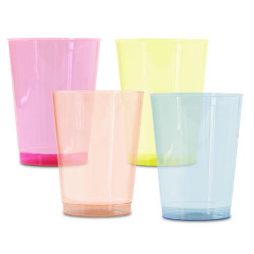 10 oz Clear Plastic Brite Cup