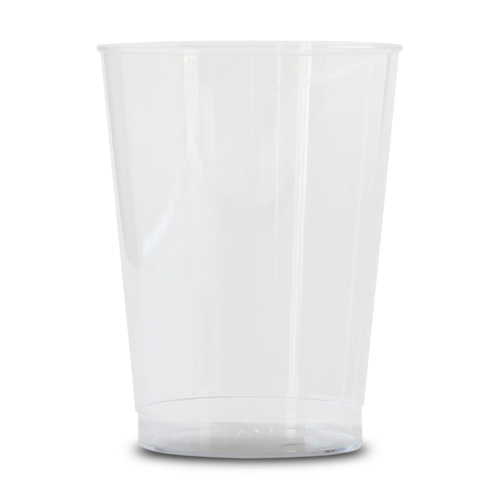 10 oz Clear Plastic Cup