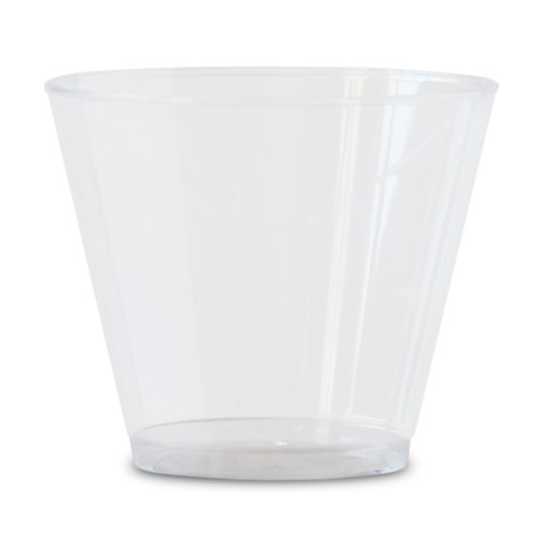 5 oz Clear Plastic Cup