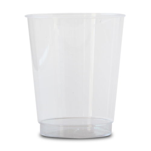 8 oz Clear Plastic Cup