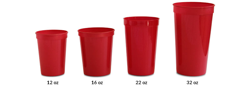 Stadium Cup Comparison Image