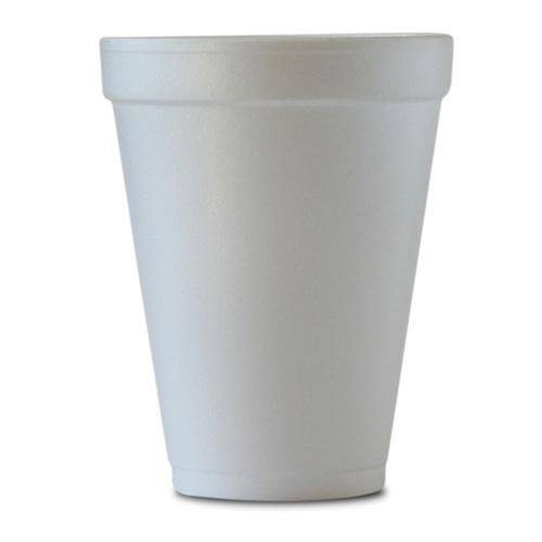 12 oz Styrofoam Cup