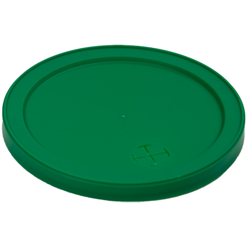 12 oz Stadium Cup Lids - Green
