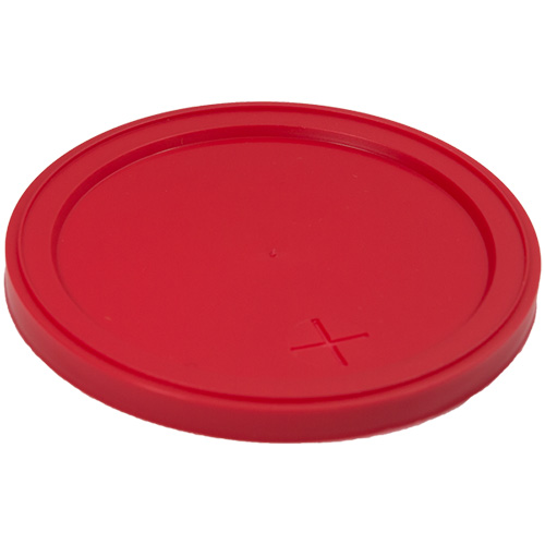 12 oz Stadium Cup Lids - Red