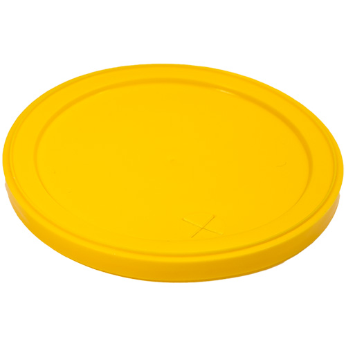 16 or 22 oz Stadium Cup Lid - Yellow